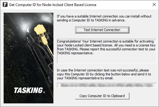 TASKING License Management System | TASKING